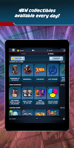 Marvel Collect! by Toppsu00ae Card Trader apktram screenshots 11