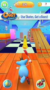 Oggy 3D Run Apk MOD (Unlimited Coins) 6