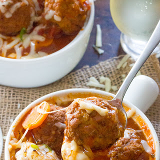 INSTANT POT ITALIAN MEATBALL SOUP Recipe