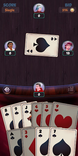 Hearts - Free Card Games 2.5.2 screenshots 5