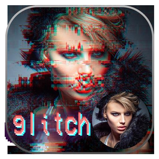 Glitch Photo Effects