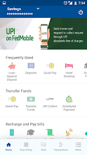 Federal Bank – FedMobile 2