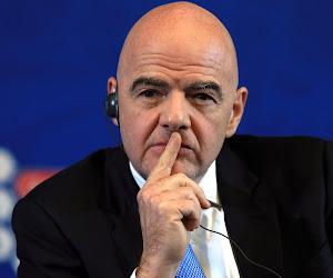 La Super League européenne ? Gianni Infantino n'en veut pas !