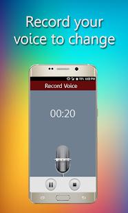 Female Voice Changer –Girl Voice Changer - náhled