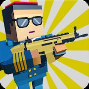 Call of pixel Commando - Pixel Gun War 3d