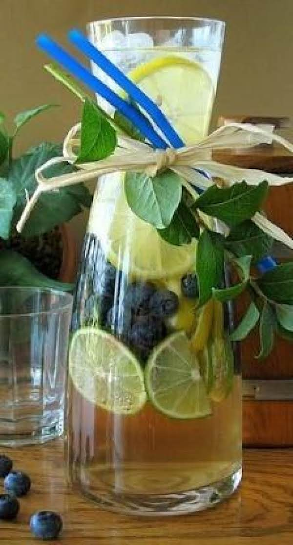 Blueberry Fizzy Recipe