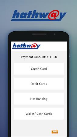 My Hathway 1.4.0 screenshot 1062670