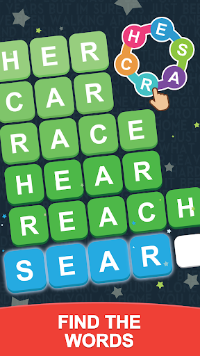 Word Search: Unscramble words 1.0.16 screenshots 1
