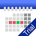 CalenGoo Calendar - Free Trial icon
