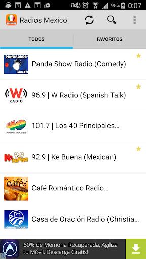 Radios México