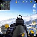 Mountain Sniper shooting War icon