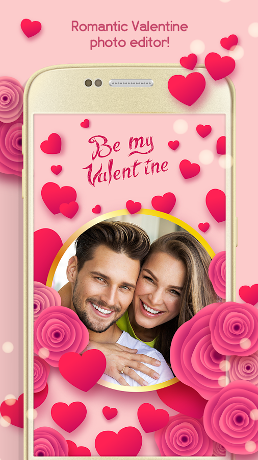 Valentine Day Photo Frames for Pictures - Android Apps on Google Play