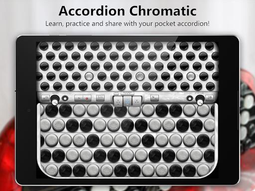 Accordion Chromatic Button  screenshots 7