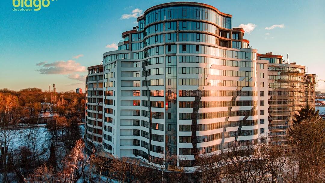 blago developer - Будівельна Компанія у Івано-Франківську
