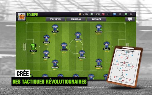 Top Eleven 2018 - Manager de Football  captures d'u00e9cran 8