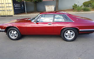 Jaguar Xjs Rent Gauteng
