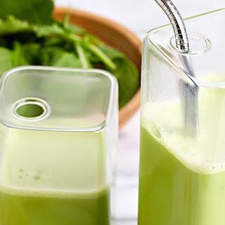 Green Milk.