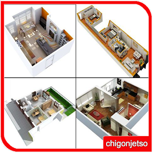 D Small House Plans Idea   Android Apps on Google PlayCover art