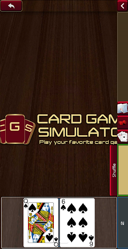 Card Game Simulator  screenshots 1