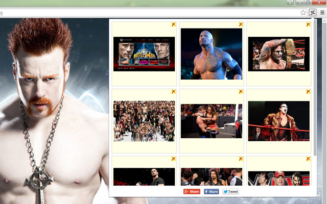 WWE Photo Gallery