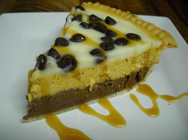Triple Layer Pumpkin Pie Recipe