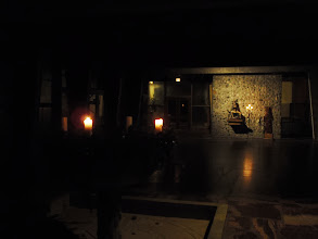 Photo: ... a adventní svíce atrium.