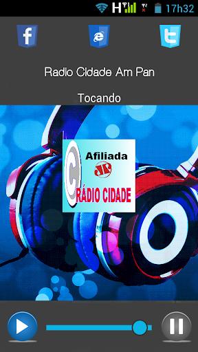 Rádio Cidade Am Pan