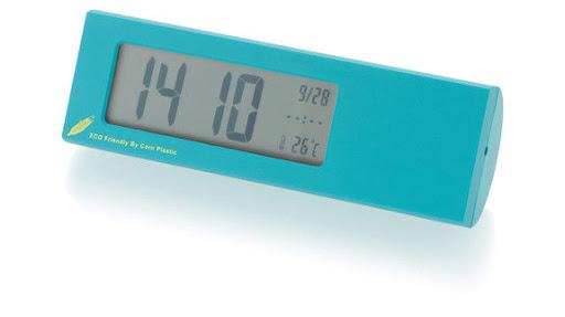 Eco Digital Alarm Clock