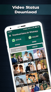 Status Download for Whatsapp 2020 - Status Saver Screenshot