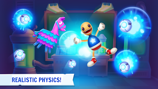 Kick the Buddy: Forever MOD Apk (Unlimited Money) 4