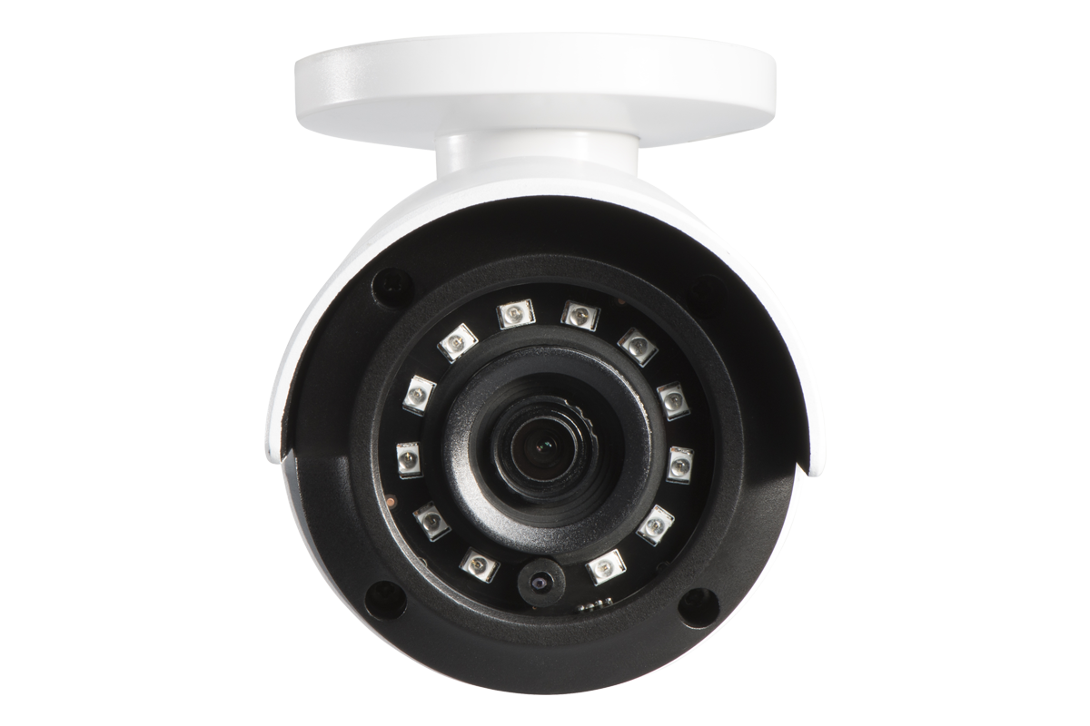 HD security footage for your property in 1080p resolution