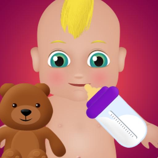 赤ちゃんの保育園のゲーム 休閒 App LOGO-硬是要APP