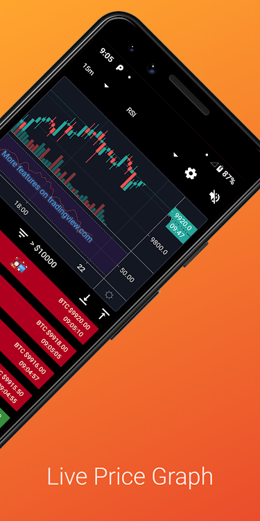 BitCracked - Bitmex Bitcoin Live Price Action – (Android Apps) — AppAgg