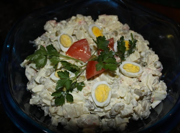 Root Vegetable Party Salad Recipe