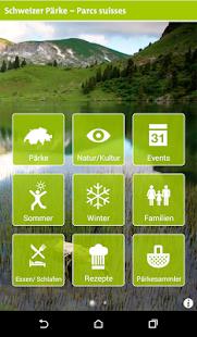 Schweizer Pärke - screenshot thumbnail