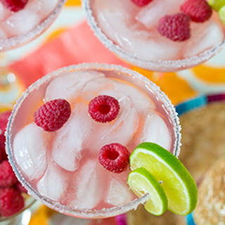 Raspberry Lime Margarita