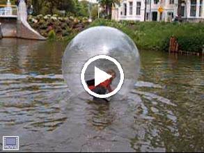 Video: scouts2day - Cynthia in de aquabubble