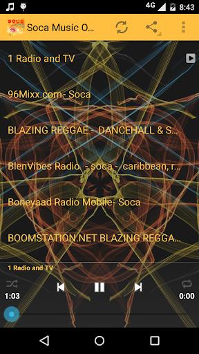 Soca Music ONLINE Apk Download 13