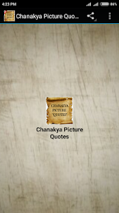 Chanakya Picture Quotes - náhled