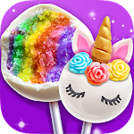 Unicorn Cake Pop Maker - Sweet Fashion Desserts Icon