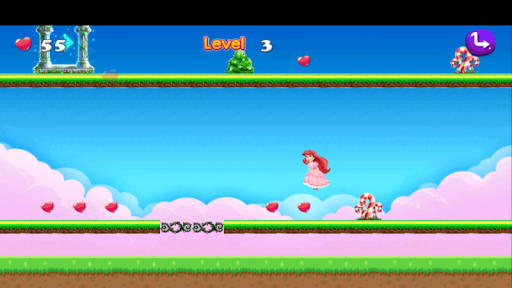 Little Princess Mermaid World Running Game 1.2 screenshots 5