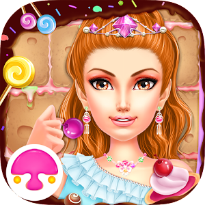 Cream Princess Salon:girl game for PC and MAC