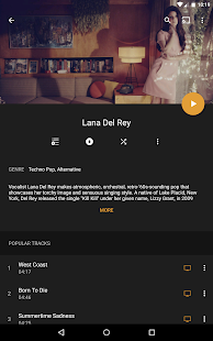 Plex for Android Screenshot