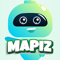 Mapiz - Mobile Number Location & Family Safety icon