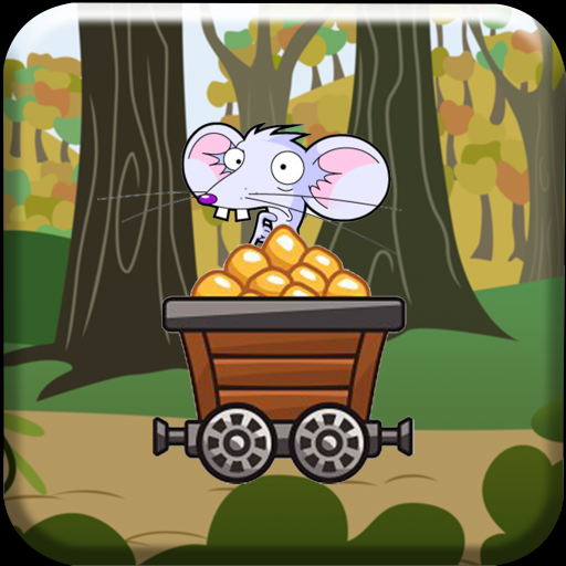 Mouse Trolley Run