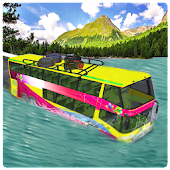 3D Bus Driving Simulator 2017
