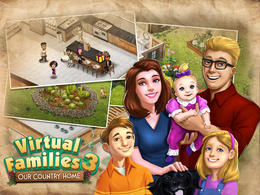 Virtual Families 3 0.4.12 screenshots 21