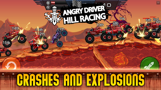 Hill Racing Attack 5