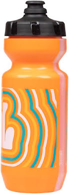 Teravail Daydreamer Purist Water Bottle - Orange/Emerald/Yellow/Cream 22oz alternate image 1