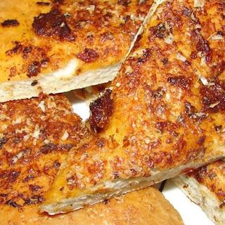 Easy Focaccia Bread.